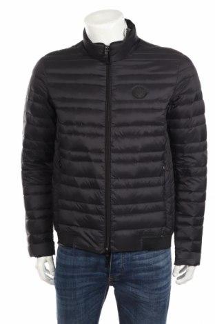 Ανδρικό μπουφάν Armani Exchange, Μέγεθος L, Χρώμα Μαύρο, Πολυαμίδη, φτερά και πούπουλα, Τιμή 116,94€