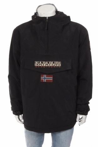 Pánská bunda  Napapijri, Rozměr 3XL, Barva Černá, Polyamide, Cena  2440,00Kč