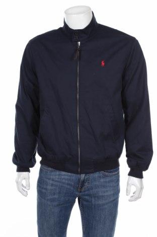 Pánska bunda  Polo By Ralph Lauren, Veľkosť M, Farba Modrá, Bavlna, Cena  97,10€