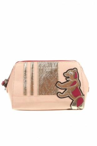 Kozmetická taška  Liebeskind, Farba Ružová, Pravá koža , Cena  53,27€