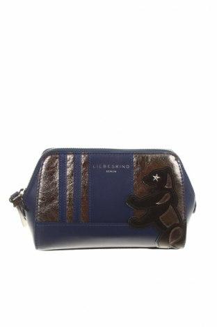 Νεσεσέρ Liebeskind, Χρώμα Μπλέ, Γνήσιο δέρμα, Τιμή 36,91€
