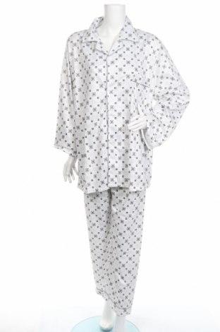 Pyžamo, Veľkosť L, Farba Biela, Polyester, bavlna, Cena  16,11€