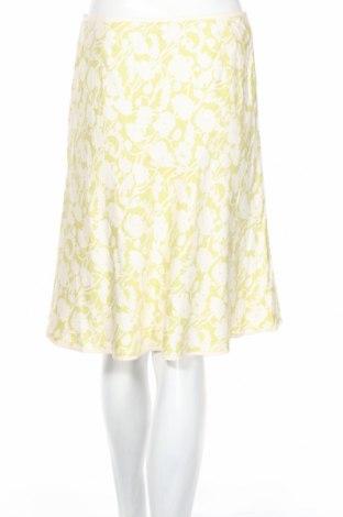 Пола Ann Taylor, Размер S, Цвят Екрю, 100% коприна, Цена 23,41лв.