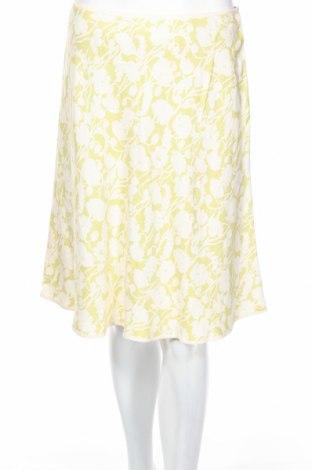 Пола Ann Taylor, Размер XS, Цвят Бежов, 100% коприна, Цена 22,40лв.