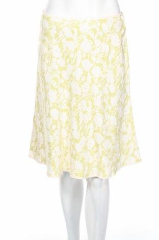 Пола Ann Taylor, Размер S, Цвят Зелен, 100% коприна, Цена 17,67лв.