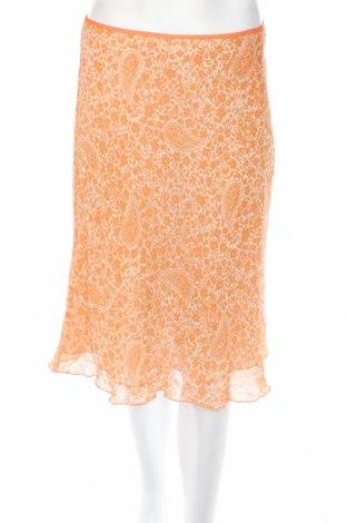 Пола Ann Taylor, Размер S, Цвят Оранжев, 100% коприна, Цена 12,82лв.