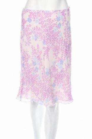 Φούστα Ann Taylor, Μέγεθος S, Χρώμα Πολύχρωμο, 100% μετάξι, Τιμή 31,37€