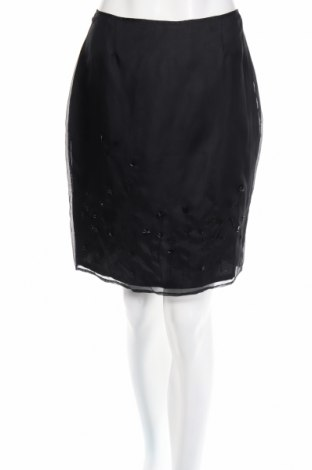 Пола Apostrophe, Размер XS, Цвят Черен, 100% коприна, Цена 12,23лв.