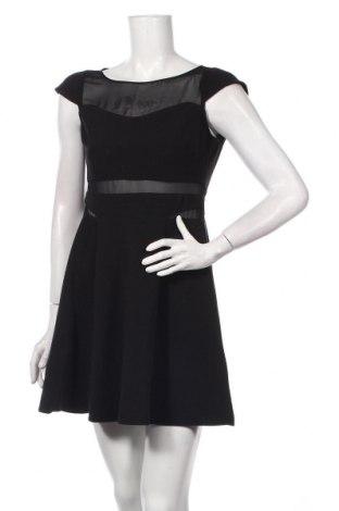 Рокля Adrianna Papell, Размер M, Цвят Черен, 96% полиестер, 4% еластан, Цена 32,55лв.