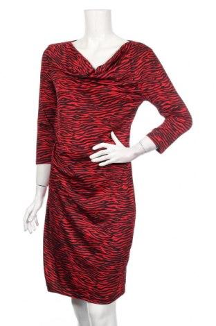 Рокля Allison Brittney, Размер M, Цвят Червен, 95% полиестер, 5% еластан, Цена 24,10лв.
