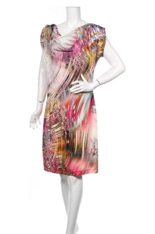 Рокля Ana Alcazar, Размер L, Цвят Многоцветен, 93% вискоза, 7% еластан, Цена 26,88лв.