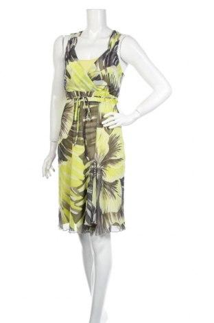 Рокля Atmos Fashion, Размер L, Цвят Многоцветен, 94% вискоза, 6% еластан, Цена 18,43лв.