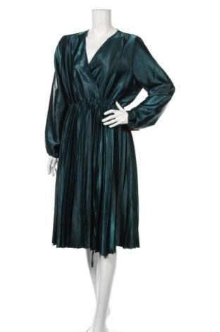 Sukienka Ax Paris, Rozmiar XXL, Kolor Zielony, Poliester, Cena 142,20zł