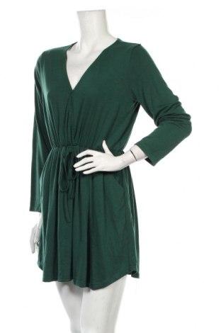 Рокля Azbro, Размер M, Цвят Зелен, Цена 27,41лв.