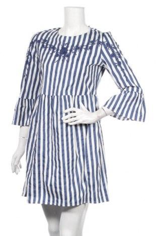 Φόρεμα Clockhouse, Μέγεθος S, Χρώμα Μπλέ, Βαμβάκι, Τιμή 24,19€