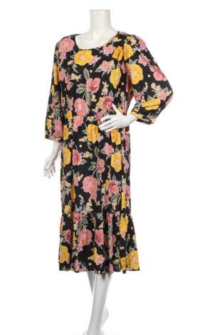 Φόρεμα Dorothy Perkins, Μέγεθος XL, Χρώμα Μαύρο, Βισκόζη, Τιμή 26,68€