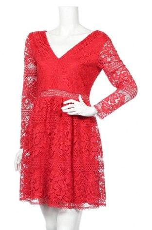 Φόρεμα H&M, Μέγεθος S, Χρώμα Κόκκινο, Τιμή 15,59€
