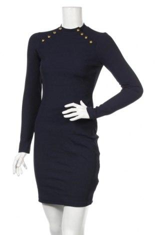 Φόρεμα H&M, Μέγεθος S, Χρώμα Μπλέ, 93% πολυαμίδη, 7% ελαστάνη, Τιμή 24,19€
