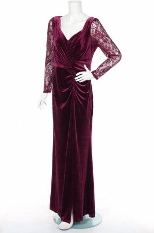 Рокля Lipsy London, Размер XL, Цвят Розов, Полиестер, полиамид, еластан, Цена 89,70лв.
