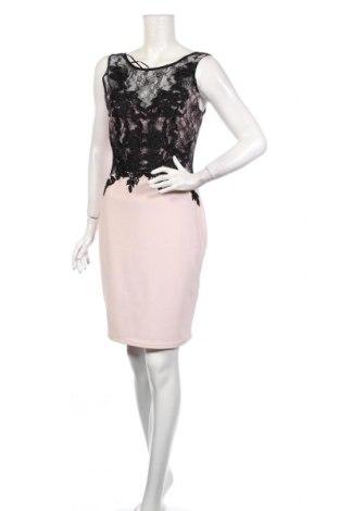 Рокля Lipsy London, Размер L, Цвят Розов, 97% полиестер, 3% еластан, Цена 61,60лв.