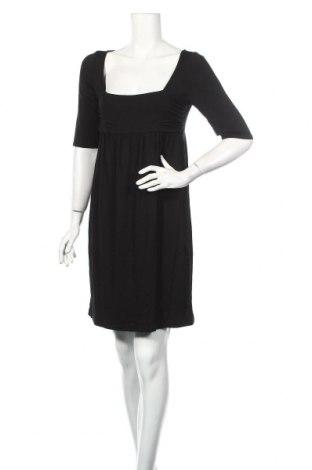 Рокля Loft By Ann Taylor, Размер M, Цвят Черен, 95% модал, 5% еластан, Цена 72,45лв.