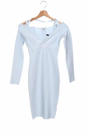 Sukienka Marciano, Rozmiar XS, Kolor Niebieski, 83% wiskoza, 16% poliamid, 1% elastyna, Cena 142,50zł