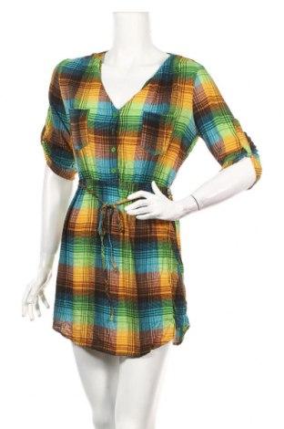 Φόρεμα Mini Chica, Μέγεθος M, Χρώμα Πολύχρωμο, Βισκόζη, Τιμή 15,92€