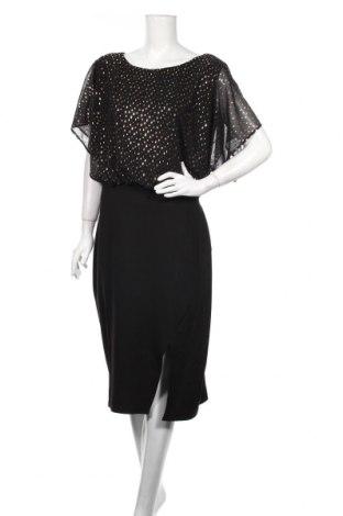 Sukienka Oasis, Rozmiar XL, Kolor Czarny, 68% wiskoza, 27% poliester, 5% elastyna, Cena 104,25zł