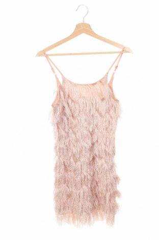 Φόρεμα True Decadence, Μέγεθος S, Χρώμα Ρόζ , Πολυεστέρας, Τιμή 27,37€
