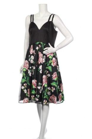 Φόρεμα V by Very, Μέγεθος XL, Χρώμα Μαύρο, Πολυεστέρας, Τιμή 20,04€
