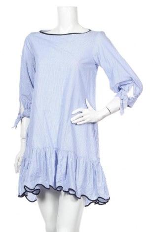 Φόρεμα Zara, Μέγεθος M, Χρώμα Μπλέ, Τιμή 22,91€