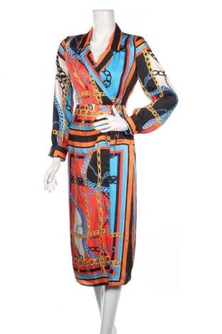 Φόρεμα Zara, Μέγεθος XS, Χρώμα Πολύχρωμο, Πολυεστέρας, Τιμή 43,28€