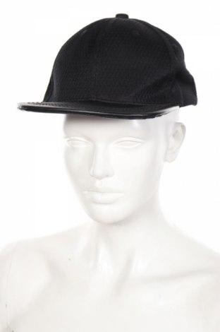 Căciulă Selected Homme, Culoare Negru, 40% bumbac, 30% poliester, 30% piele naturală, Preț 98,52 Lei