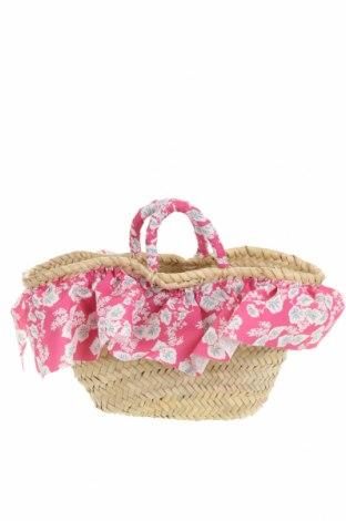 Τσάντα Little Celebs, Χρώμα  Μπέζ, Άλλα υφάσματα, κλωστοϋφαντουργικά προϊόντα, Τιμή 6,05€
