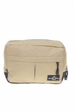 Τσάντα, Χρώμα  Μπέζ, Κλωστοϋφαντουργικά προϊόντα, Τιμή 14,55€