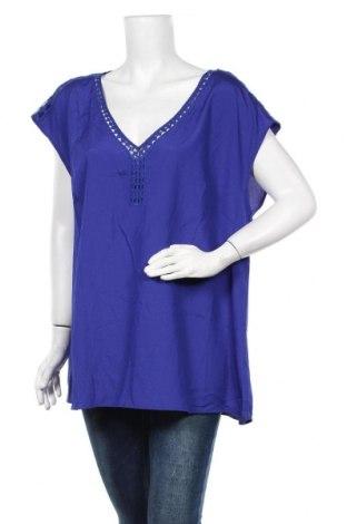 Дамска блуза Autograph, Размер XXL, Цвят Син, Полиестер, Цена 4,46лв.