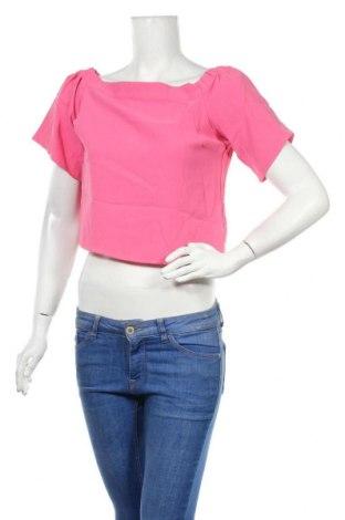 Дамска блуза Bardot, Размер S, Цвят Розов, Полиестер, Цена 3,35лв.