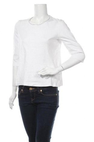 Дамска блуза Christian Berg, Размер L, Цвят Бял, Памук, Цена 20,70лв.