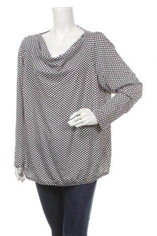 Дамска блуза Essentials by Tchibo, Размер XL, Цвят Черен, 50% памук, 50% вискоза, Цена 8,40лв.
