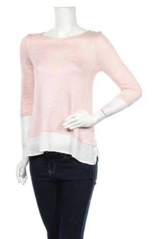 Дамска блуза Haily`s, Размер M, Цвят Розов, 87% вискоза, 7% метални нишки, 6% полиамид, Цена 11,97лв.