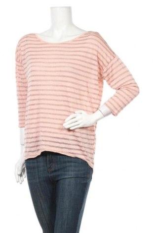 Дамска блуза Haily`s, Размер XL, Цвят Розов, 88% вискоза, 7% метални нишки, 5% еластан, Цена 11,60лв.