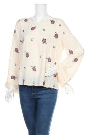 Γυναικεία μπλούζα La Morena, Μέγεθος XL, Χρώμα Εκρού, Πολυεστέρας, Τιμή 8,16€