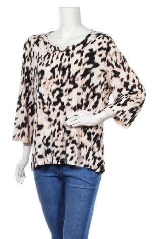 Дамска блуза Liz Jordan, Размер XL, Цвят Многоцветен, 95% полиестер, 5% еластан, Цена 16,07лв.