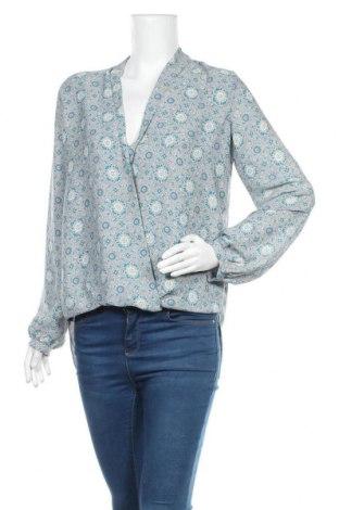 Дамска блуза Max Studio, Размер M, Цвят Многоцветен, Полиестер, Цена 14,49лв.