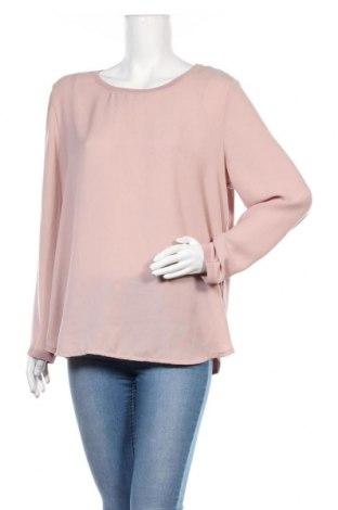 Дамска блуза Monari, Размер XL, Цвят Розов, Вискоза, еластан, полиестер, Цена 15,40лв.