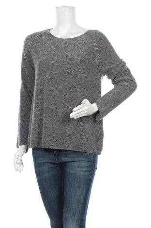 Дамска блуза Monari, Размер M, Цвят Сребрист, Цена 31,92лв.