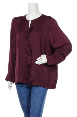 Дамска блуза Monari, Размер XXL, Цвят Лилав, Полиестер, Цена 15,75лв.