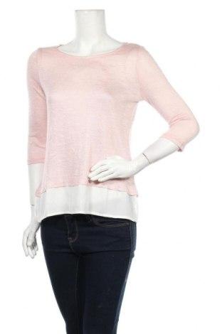 Дамска блуза Haily`s, Размер M, Цвят Розов, 87% вискоза, 7% метални нишки, 6% полиамид, Цена 11,34лв.