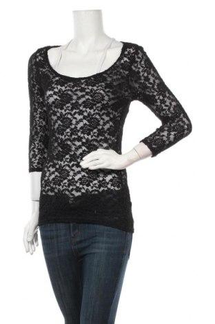 Дамска блуза Pronto, Размер M, Цвят Черен, Цена 8,93лв.