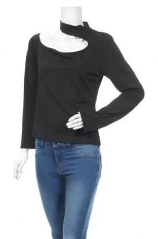 Дамска блуза SHEIN, Размер M, Цвят Черен, Цена 8,93лв.